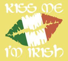 Kiss Me I'm Irish Kids Clothes