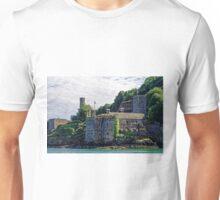 Dartmouth Castle #2, Devon, England Unisex T-Shirt