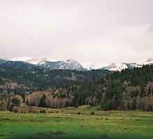 Rockies by tyedyechristine