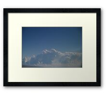 Magical Cloud Kingdom Framed Print