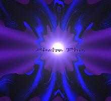 Electric Blue by Gail Bridger