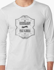 Peaky Blinders Long Sleeve T-Shirt