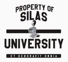 property of silas university by msanimanga