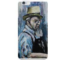 Amish Guy  iPhone Case/Skin