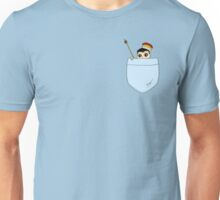 Pocket Moriarty Unisex T-Shirt