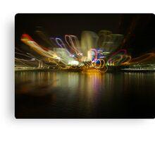 Cincinnati Lights Canvas Print