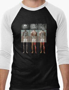 Meeting of the mangled Tshirt Men's Baseball ¾ T-Shirt