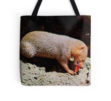 Cute little guys with teeth ! Tote Bag