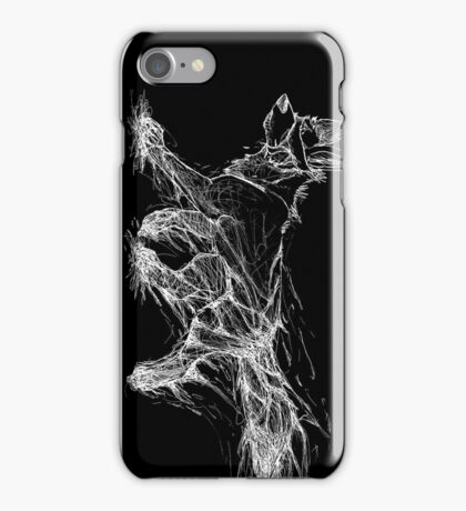 Melting Dog - Phone Case iPhone Case/Skin