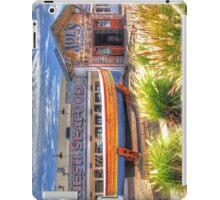 Joe`s Fish Shack - HDR - Fremantle WA iPad Case/Skin