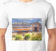 Joe`s Fish Shack - HDR - Fremantle WA Unisex T-Shirt