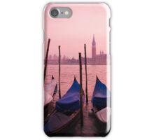 Venetian sunset iPhone Case/Skin