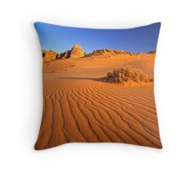 Wadirum dawn Throw Pillow