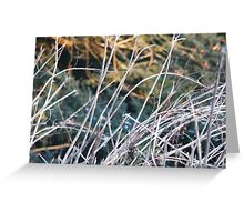 Abstract Steep Greeting Card