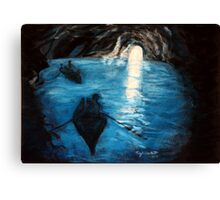 Where the Light Comes In Canvas Print