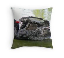 In All His Glory Throw Pillow