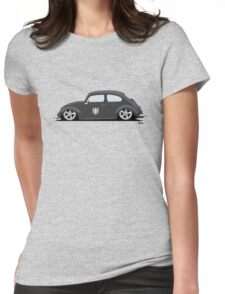 Gnar Bug Womens Fitted T-Shirt