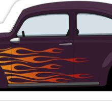 Hot Rod Bug Sticker