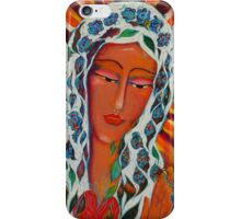 Our Lady of Guadalupe_Rivers of Healing iPhone Case/Skin