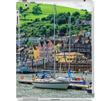 Dartmouth - The Gem of The English Riviera, Devon, England iPad Case/Skin