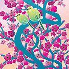 Blossom Tree by Jacqueline Gwynne
