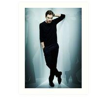Benedict Cumberbatch - Poster & Iphone Case Art Print