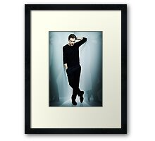 Benedict Cumberbatch - Poster & Iphone Case Framed Print