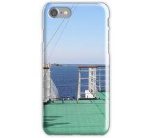 On Board iPhone Case/Skin