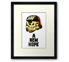 A New Hope: Born To KILL Framed Print