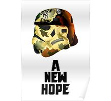 A New Hope: Born To KILL Poster