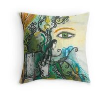Soul of Snape Throw Pillow