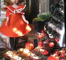 Pumpkin Time by Retrodolls