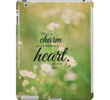 Jane Austen Heart Emma iPad Case/Skin