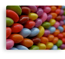 Smarties Canvas Print