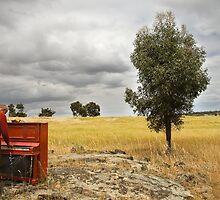 Piano Man by Roland de Haas