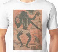 Kali Devi & Krsna Unisex T-Shirt