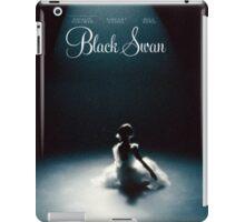 Black Swan - Poster Remake iPad Case/Skin