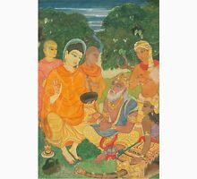 Gautama Buddha Instructs a Wise King Unisex T-Shirt