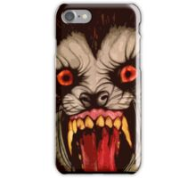The Werewolf iPhone Case/Skin