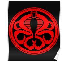 Hail Cobra! Poster