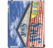 Joe`s To Go - HDR- Fremantle WA iPad Case/Skin