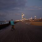 Tel Aviv Harbor by MichaelBr