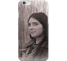 Viking in York #73, Svana iPhone Case/Skin