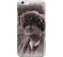 Viking in York #75, Vegard Engen iPhone Case/Skin