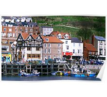Scarborough - North Yorkshire Poster