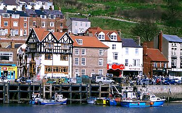 Scarborough - North Yorkshire by Trevor Kersley
