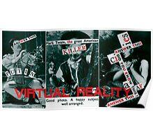 Virtual Reality. Poster