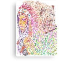 Sage Canvas Print