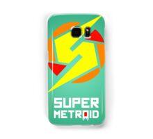 Super Metroid glow print Samsung Galaxy Case/Skin