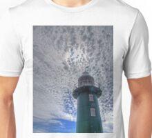 South Mole Lighthouse - Fremantle -HDR Unisex T-Shirt